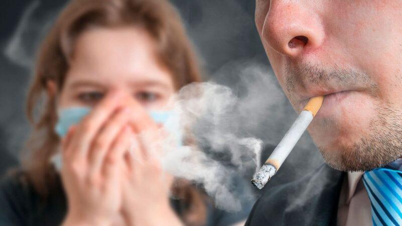 Relación entre la hipertensión y el tabaco