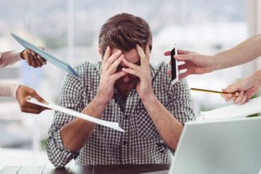 Consecuencias del estrés para la salud