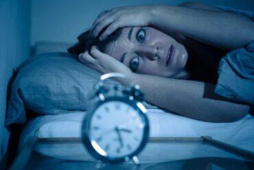 Causas del insomnio