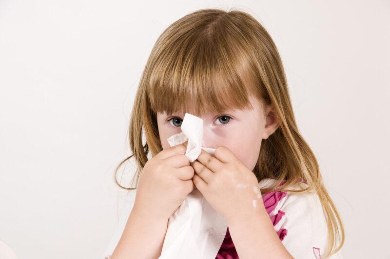 Cómo actuar ante un sangrado nasal